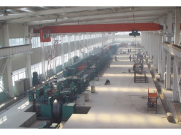 Cold-Formed Steel Production Line