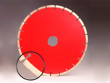 Diamond Blade <small>(for Stone Cutting)</small>