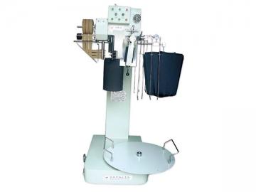 Automatic Collarette Cutting Machine
