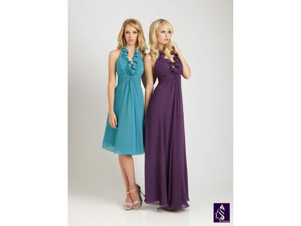 Bridesmaid Dresses in Custom Colors