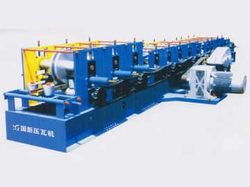 Roll Forming Machine <small>(for C/Z/U Purlins)</small>