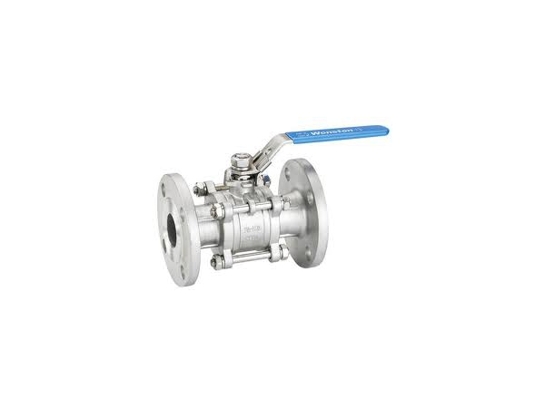 API 3-PCS Ball Valve