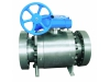 API Trunnion Mounted Ball Valve