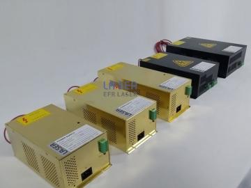 CO<sub>2</sub> Laser Power Supply