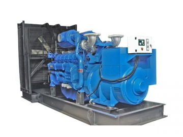 Generator Set, Perkins Series
