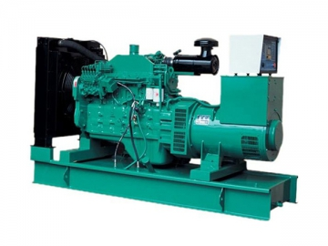 Generator Set, Cummins Series