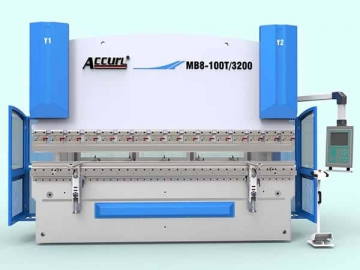 ACCURL-Bend - 3 Axes CNC Press Brake