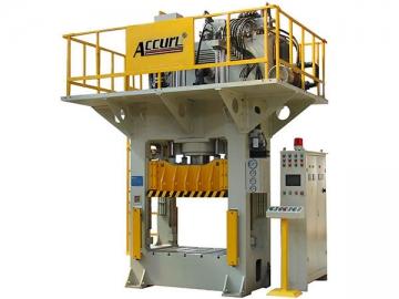 Four-Column Hydraulic Press  <small>(for SMC Molding)</small>