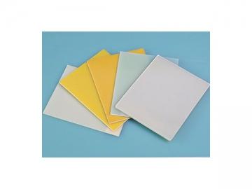 Epoxy Glass Cloth Laminated Sheet