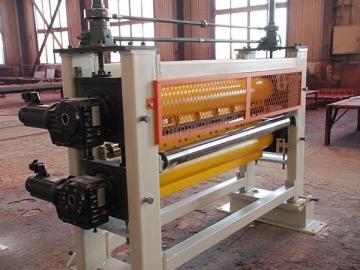 Wet Gypsum Board Cutting Machine