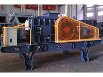 Hydraulic Roller Crusher
