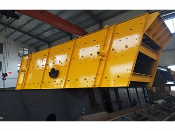 Screening and Belt Conveying Equipment