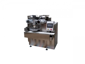 Stuffed Pastry Encrusting Machine