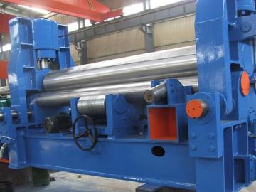 Plate Bending Machine, 3 Roll <small>(Universal Type)</small>