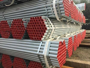 Hot Dip Galvanized Steel Pipe (for Gas)