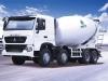 Concrete Mixer Truck, HOWO 8-20CBM