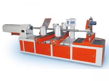 4 Head Paper Tube Making Machine (Digital Control), KS-200