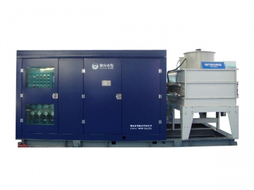 Screw Compressor Package <small>(for CBM/Natural Gas/Methane)</small>