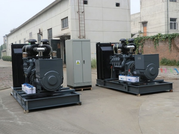 490kw DEUTZ Water-cooled Diesel Generator Sets
