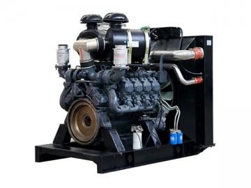 440kw DEUTZ Water-cooled Diesel Generator Sets