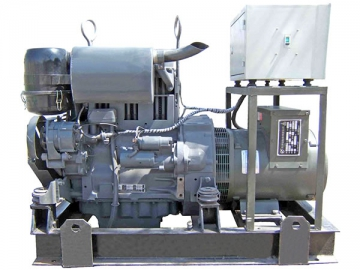 22kw DEUTZ Air-Cooled Diesel Generator Sets