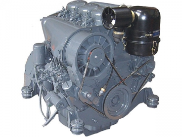 16.5kw DEUTZ Air-Cooled Diesel Generator Sets