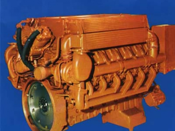 132kw DEUTZ Air-Cooled Diesel Generator Sets
