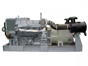 82kw DEUTZ Air-Cooled Diesel Generator Sets