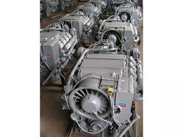 60kw DEUTZ Air-Cooled Diesel Generator Sets