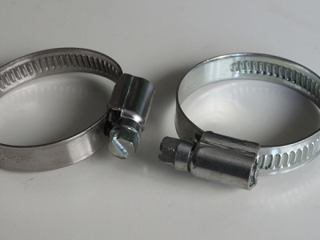 German Style Hose Clamp <small>(with Interlock Housing)</small>