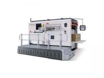 MWB Series Semi-automatic Flatbed Die Cutting Machine