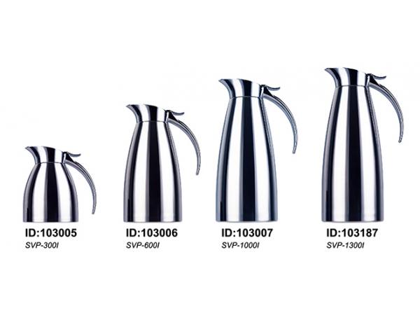 Stainless Steel Vacuum Jug, SVP-1000I