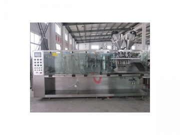 Horizontal Form Fill Seal Machine, DXD-180