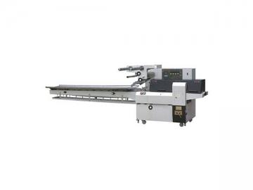 Multifunctional Flow Pack Packaging Machine, DXD-630