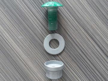 Guardrail Bolts and Guardrail Nuts