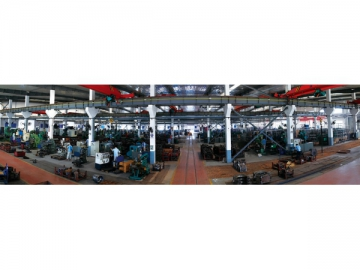 Machinery and Equipment Industrial Park