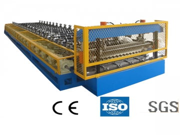 Roll Forming Machine (for Corrugated Sheet)