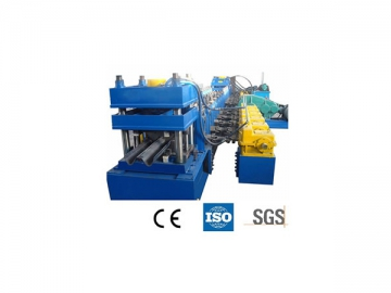Roll Forming Machine (for Guardrail)