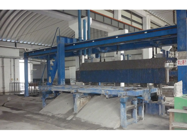aac block machine In accordance with different main materials, we can design the production line, which is capable for annually producing 100,000 to 400,000m3 coal ash or sand autoclaved aerated concrete blocks here below is the production process of autoclaved aerated concrete block production line.