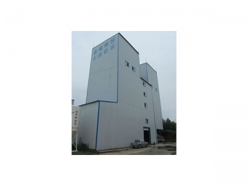Dry Mix Mortar Production Plant, SHJ Series