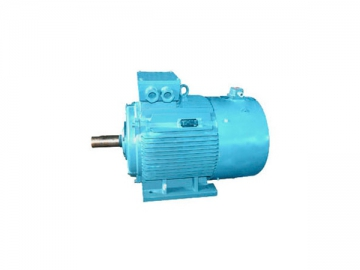 Variable frequency three phase induction motor for Variable frequency control of induction motor