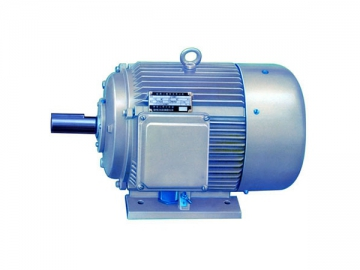 Pole-changing Multi-speed Three-phase Induction Motor