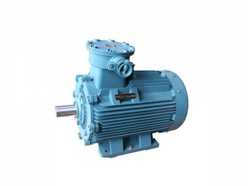 Explosion Proof Three-phase Induction Motor, YB3 Series