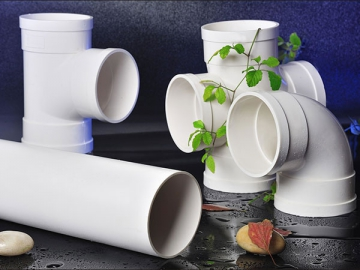 PVC-U Pipes and Fittings (for Water Supply)