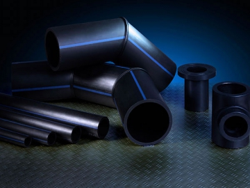 PE Pipes and Fittings (for Water Supply)
