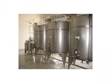 Non-Dairy Creamer / Coffee Whitener Production Line