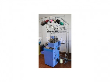 Plain and Terry Sock Knitting Machine