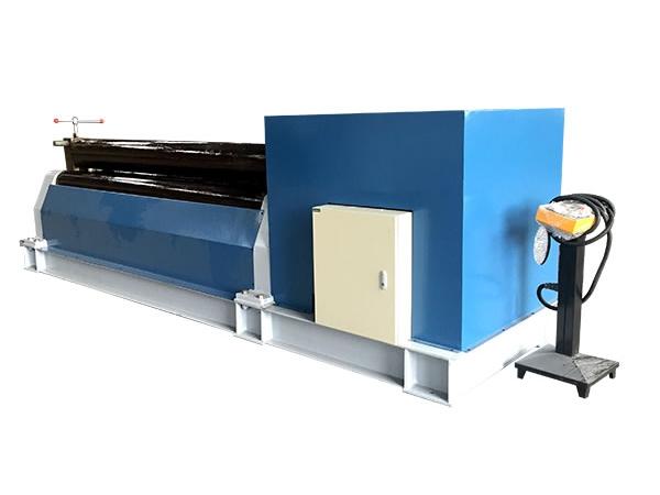3 Roll Plate Bending Machine, Symmetrical Type