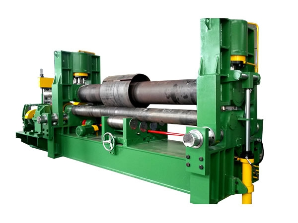 3 Roll Plate Bending Machine, Universal Type