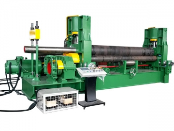 3 Roll Plate Bending Machine, Universal Type